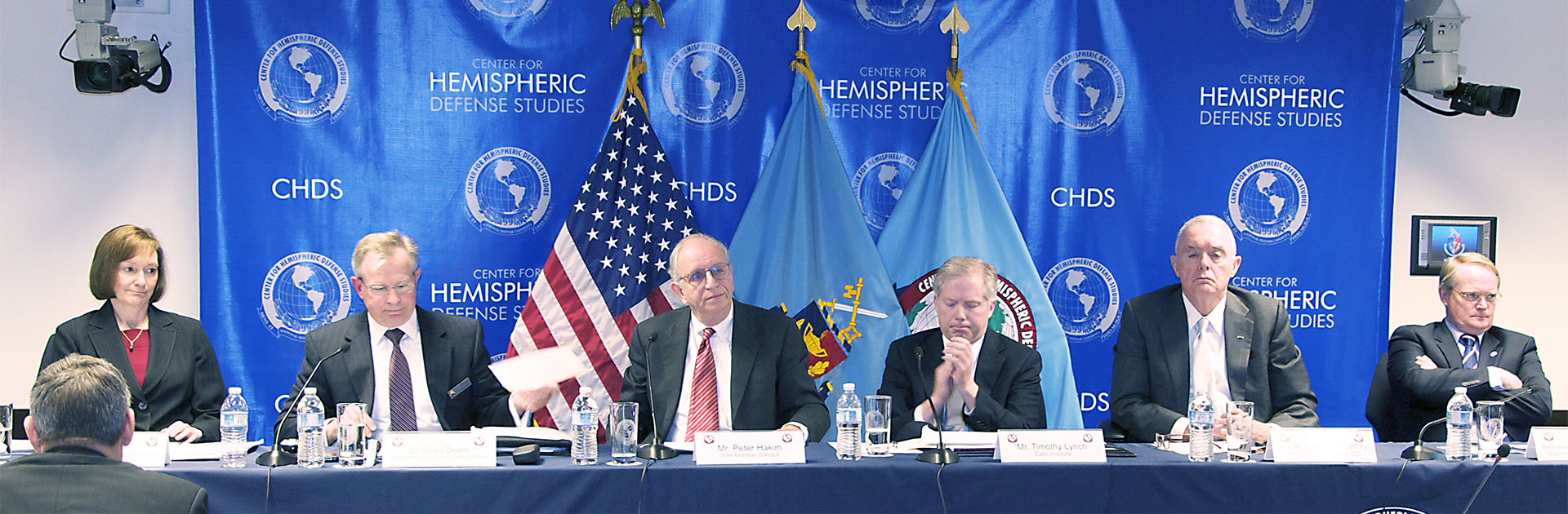 Hemispheric Forum Panel