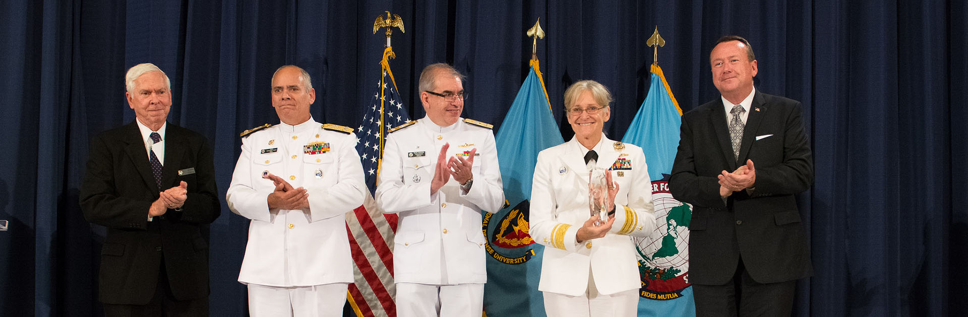 2014 Perry Awards for Excellence in Security and Defense Education