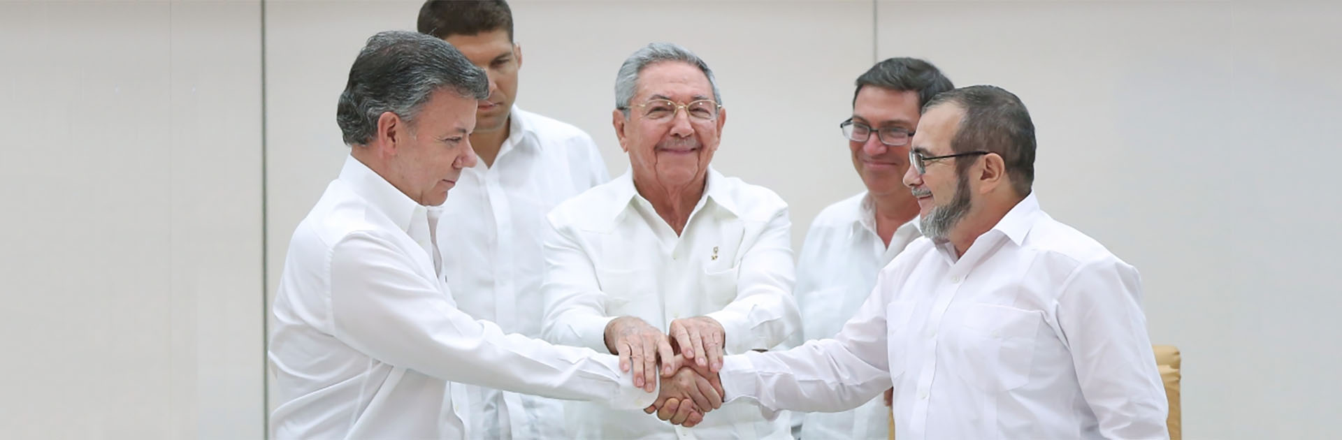Colombia Peace Process HF