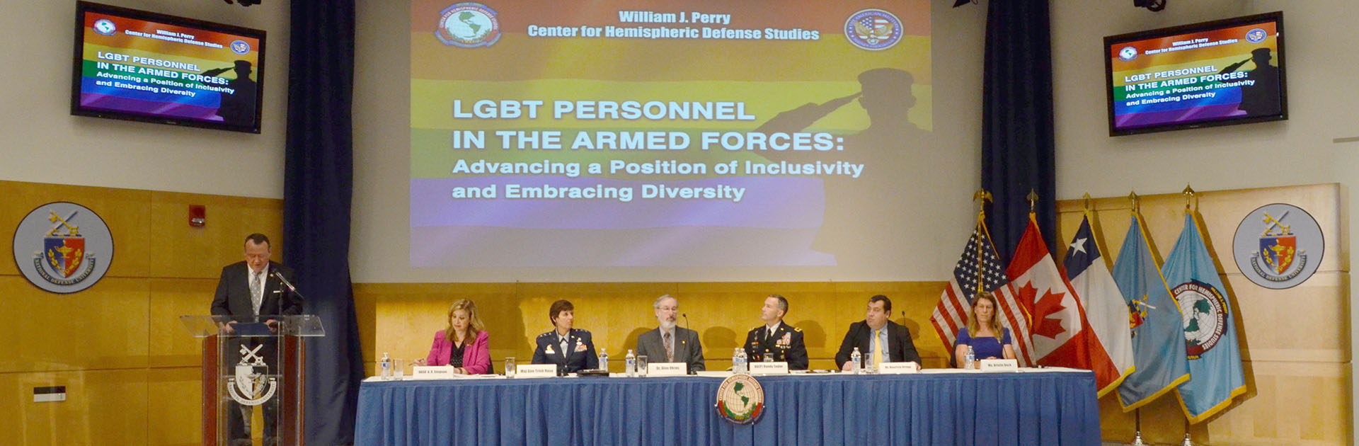 LGBT Personnel in the Armed Forces
