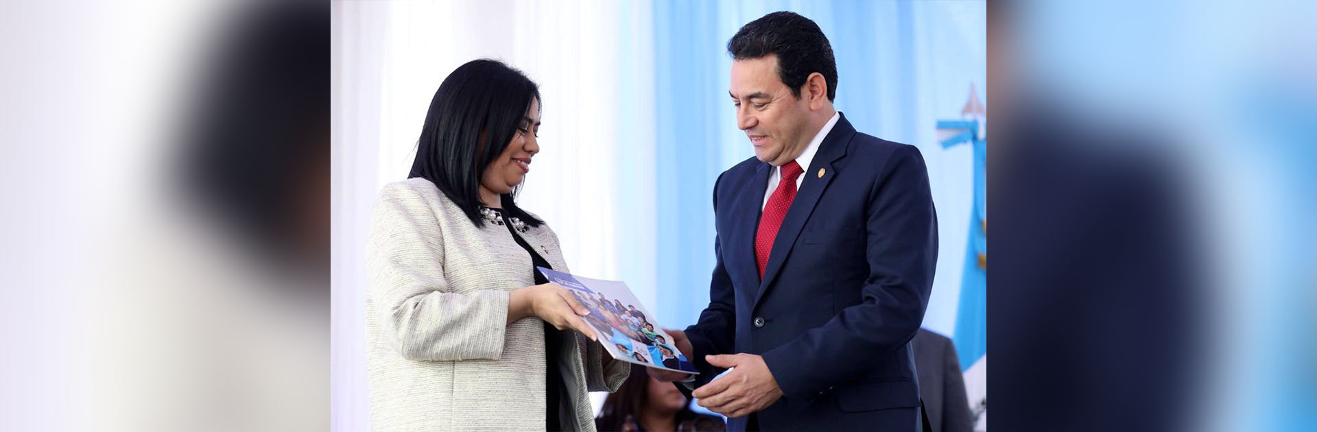 Presentation of new Guatemalan NSP
