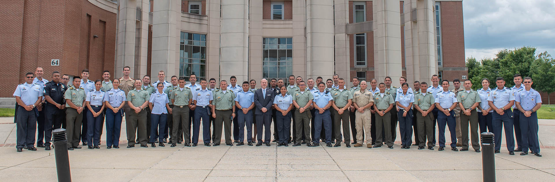 IAAFA Visit - Group Photo