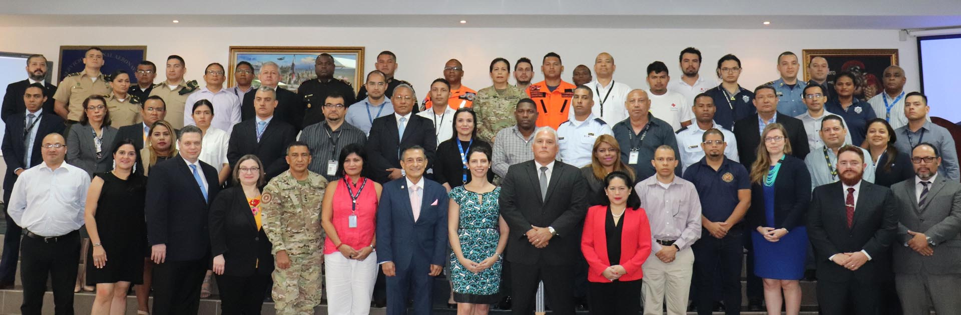 Panama Cyber Security Seminar