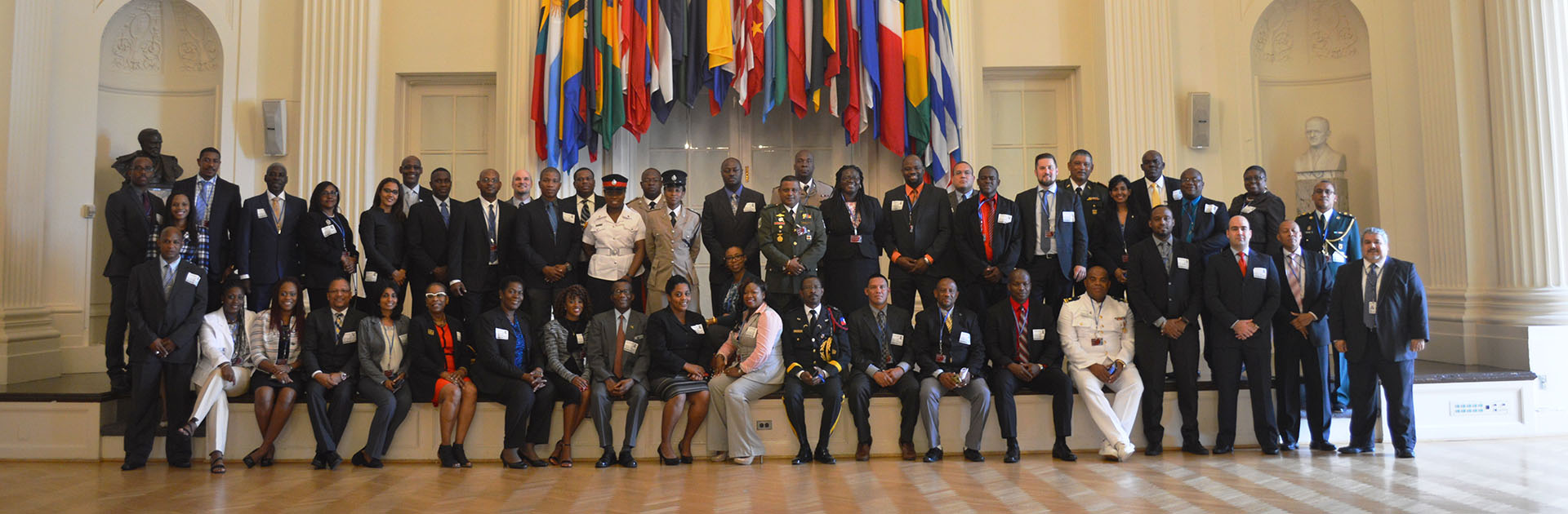 Group Photo - CDSC 2017 - OAS Visit