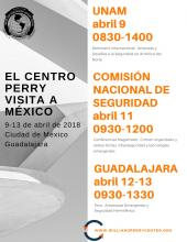 Perry Center Visits Mexico