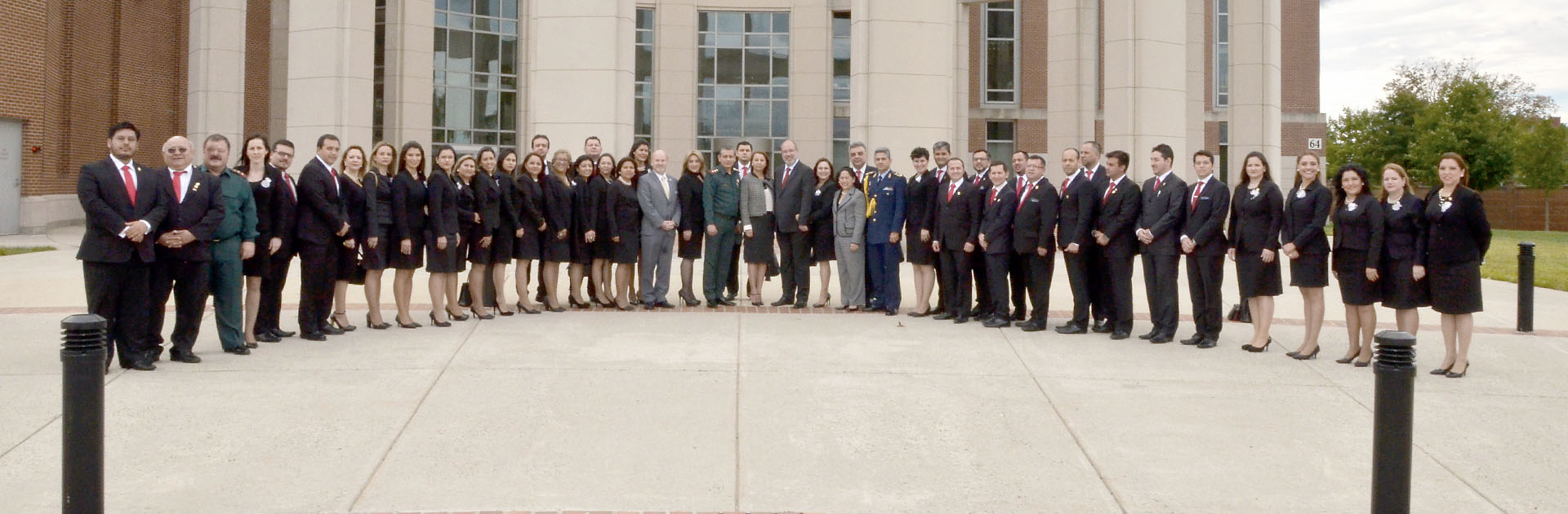 Paraguay's Institute for High Strategic Studies (IAEE) Visits the Perry Center