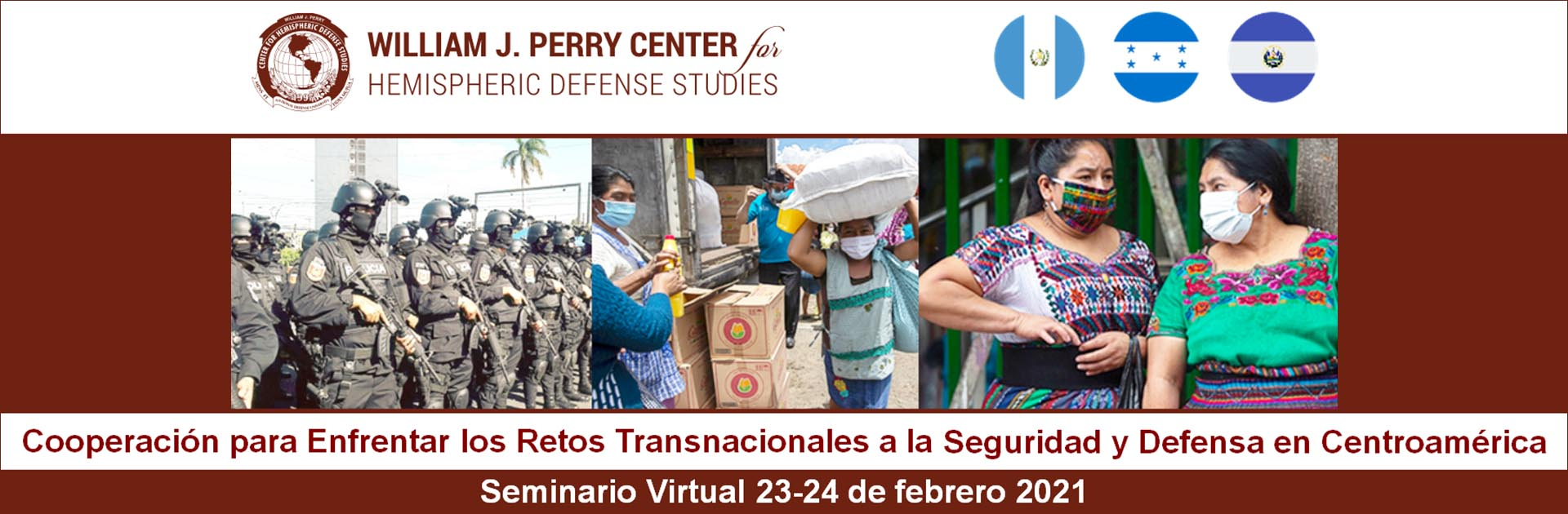 Cooperating to Confront Transnational Challenges to the Defense and Security of Central America