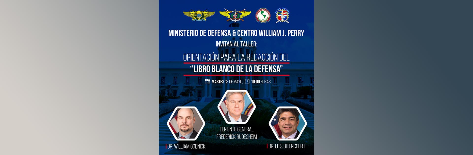 Perry Center Participants in Defense White Paper Workshop