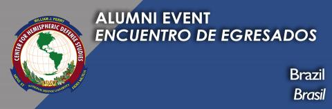 Brazil Alumni Event Header